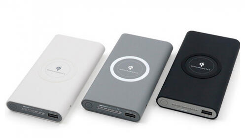 Powerbank Inalámbrico 10.000 mAH