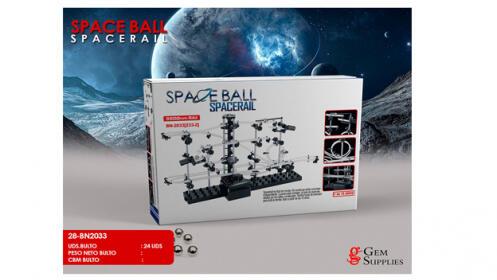 Juegos- Montaña Rusa Spaceball