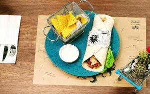 Exquisito menú para dos personas en un entorno inigualable