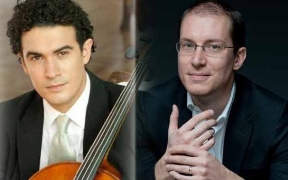Concierto de Adolfo Gutiérrez y Gilles Vonsattel