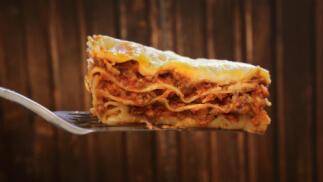 Auténtico menú italiano para 2