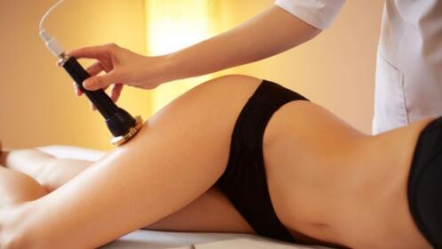 Tratamiento corporal de reducción localizada en 2 sesiones