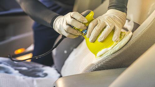 Recupera y deja como nueva la tapicería de tu vehículo