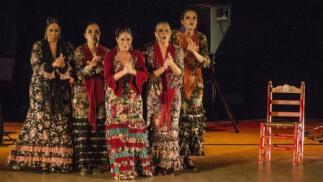 Nuevo espectáculo flamenco de Azabache
