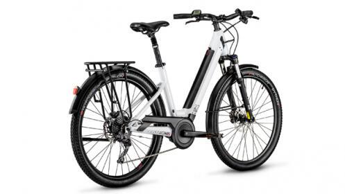 Bicicleta eléctrica Samedi 27 Xroad 3 OPEN