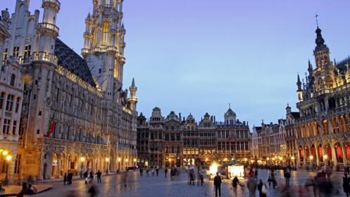 Viaje a París y Bruselas con vuelos directos