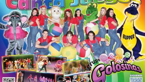 El sorprendente espectáculo Canta Juegos llega a Salamanca