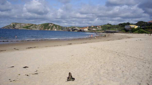 Domingo 28 de julio en la playa: Comillas