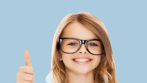 Prepárate para el cole con nuevas gafas graduadas