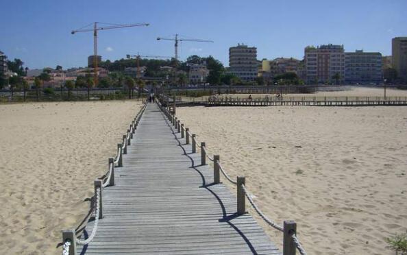 Miércoles 15 de agosto en la playa: Figueira da Foz