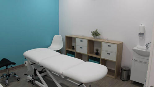 Dos sesiones de masaje de fisioterapia