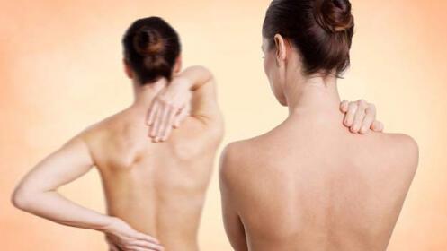 Sesión de fisioterapia especial para lumbares y cervicales