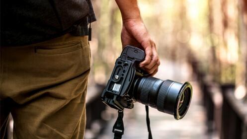 Curso pack 2 en1 de Producción fotográfica - Realización y retoque fotográfico