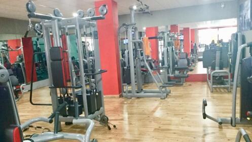 Tres bonos de gimnasio a elegir