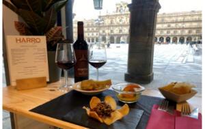 Menú de pinchos en Harro Salamanca