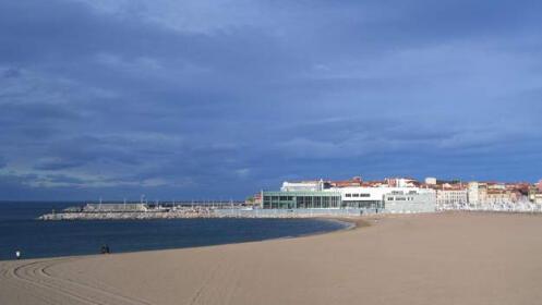 Domingo 7 de julio en la playa: Gijón