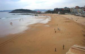 Domingo 11 de agosto en la playa: Santander