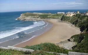 Domingo 14 de julio en la playa: Suances