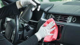 Desinfección integral de tu vehículo con Ozono contra bacterias
