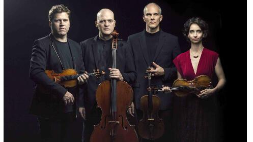 Excelente concierto del Cuarteto Casals