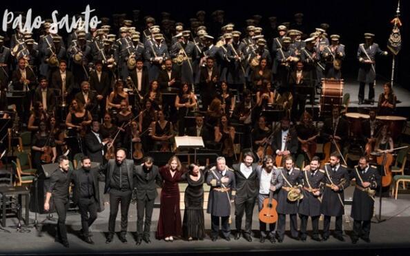 Palo Santo, Semana Santa y flamenco