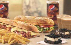 Móntate un Dúo !!! Menú para dos en Pans & Co.