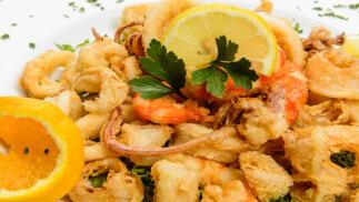 Menú para 2 con fritura andaluza