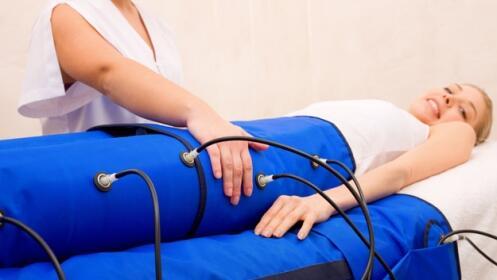 Tres sesiones de tratamiento reductor intensivo