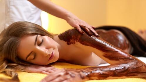Ritual de belleza corporal + masaje en pareja