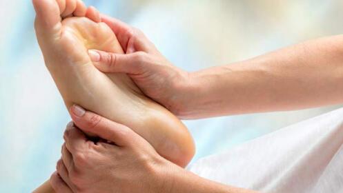 Dos sesiones spa de cuidado de pies