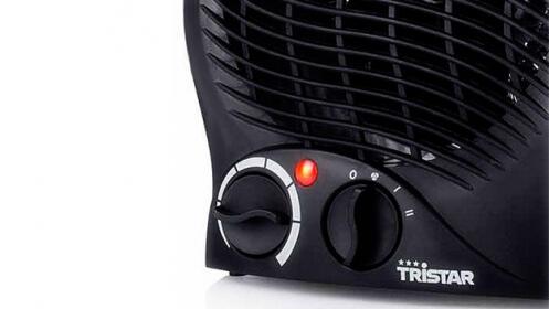 Calefactor Tristar con 3 funciones ajustables