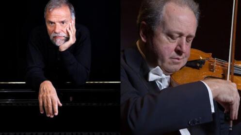 Concierto de Nicolás Chumachenco (violín) y Josep Colom (piano)