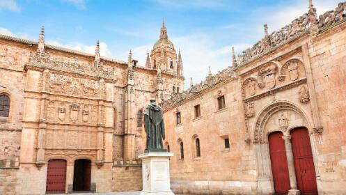 """Visita gastrocultural y panorámica  """"Cómete Salamanca"""""""