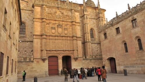 Visita guiada diurna por Salamanca