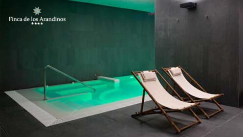 Vive una experiencia de relax única en Finca Los Arandinos