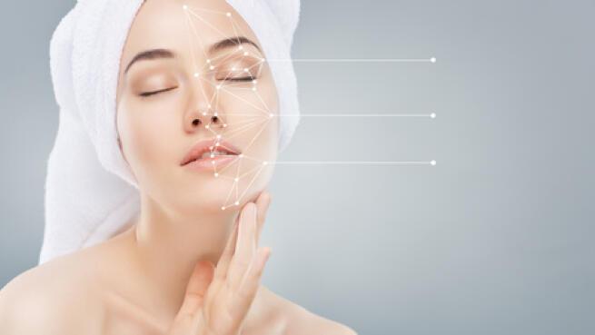 Tratamiento facial con ondas de choque + Indiba