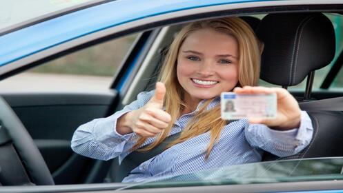 Sácate el carnet de conducir