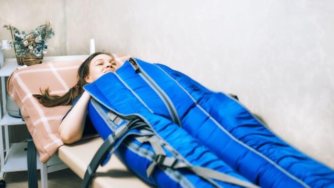 Bono de 10 sesiones de Presoterapia