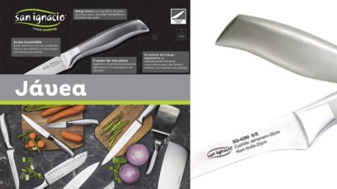 Jamonero giratorio + cuchillo jamonero