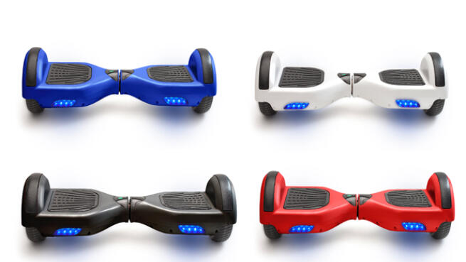 Patín eléctrico HoverBoard Basic TANGO