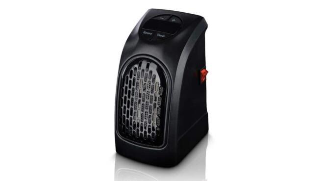 Mini calefactor de pared 350w