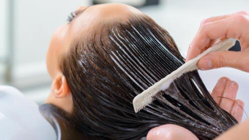 Tratamiento capilar Omniplex con corte y peinado