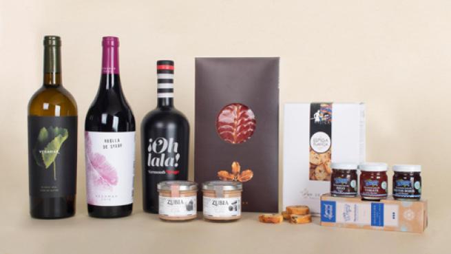 Lote Productos Gourmet Vegamar